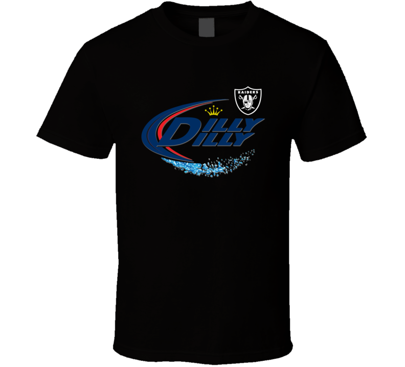 Dilly Dilly Oakland Raiders Shirt Hoodie Nfl American Football Fan T-shirt