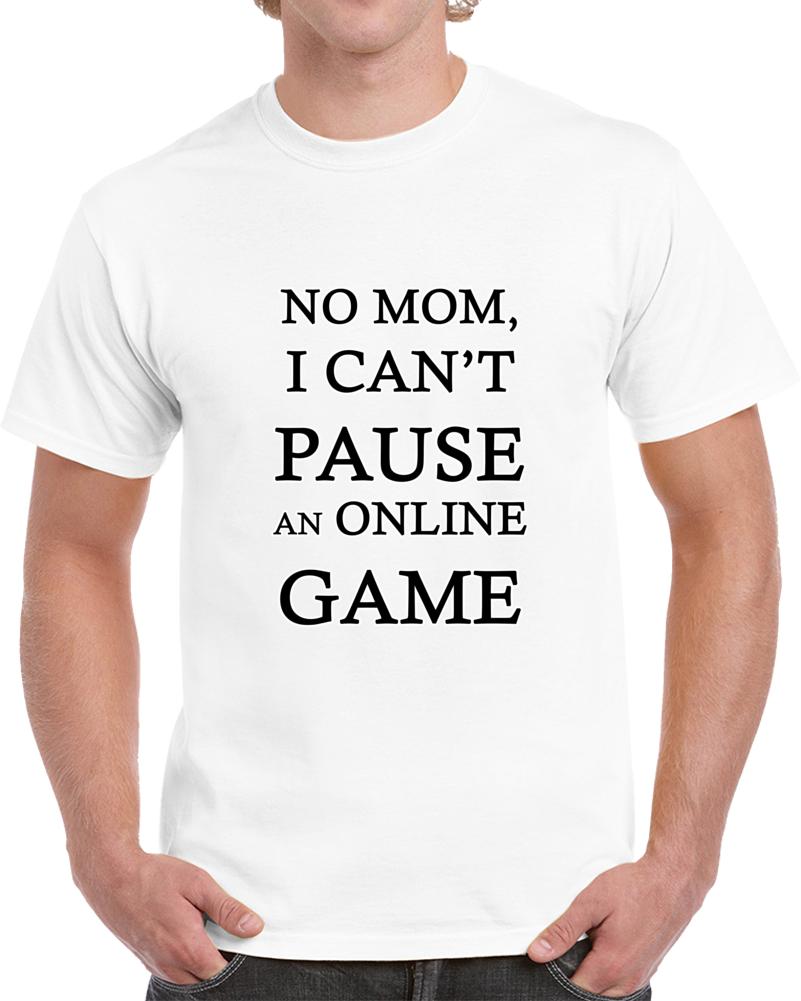 Funny Gaming T-shirt - Video Game Humor Tee Unisex Geek Gamer Top