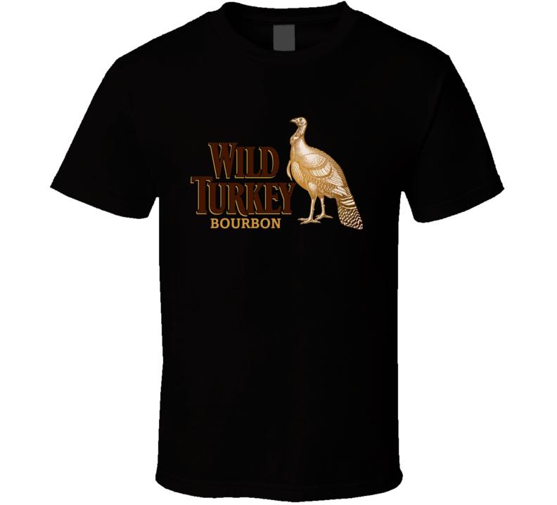 wild turkey bourbon  T Shirt