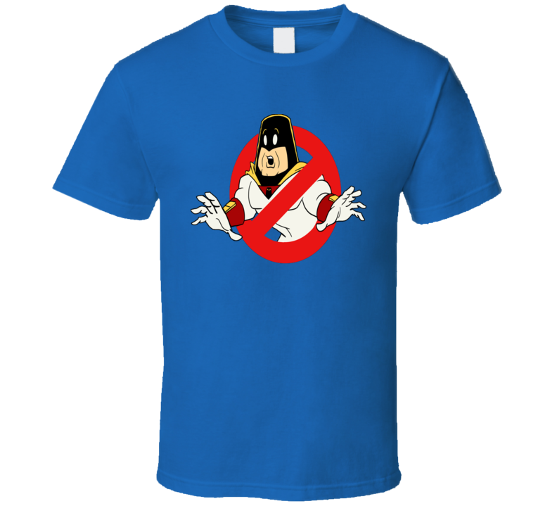 Space Ghosbuster Hot Style Parody  T Shirt