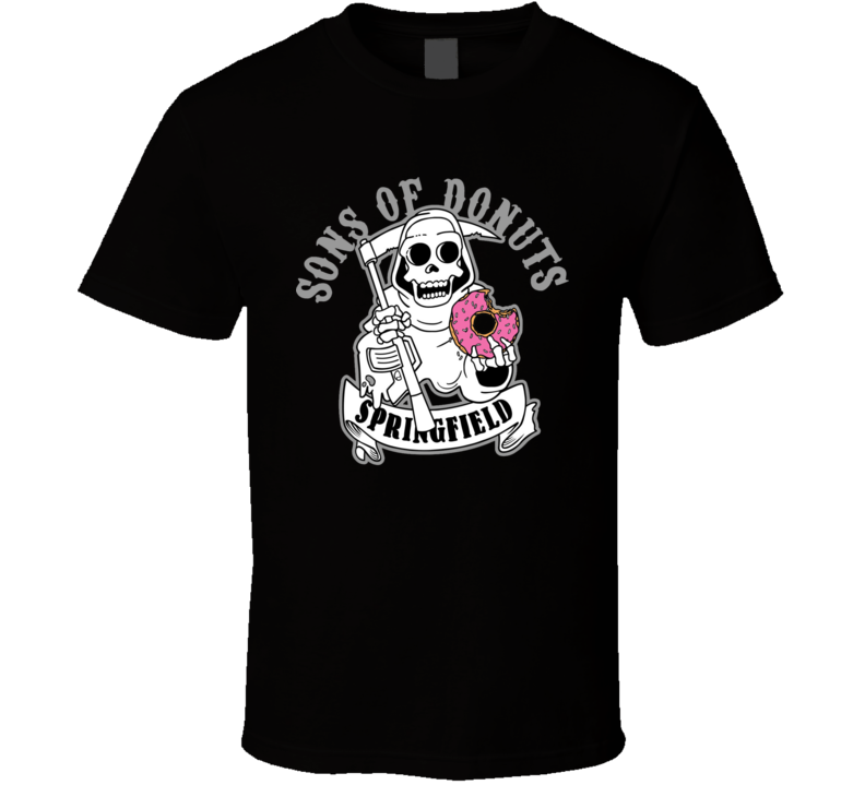 Parody Son Of Donuts  T Shirt