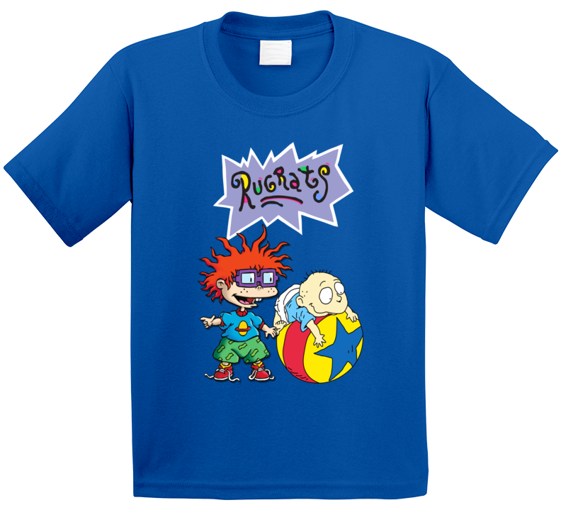 New Chuckie And Tommy T Shirt
