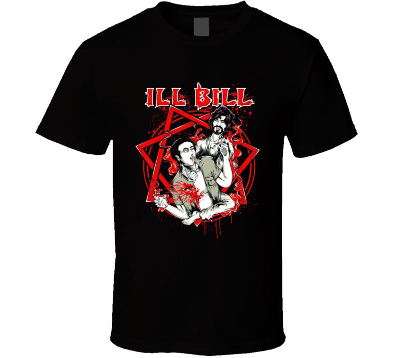 New Ill Bill Septagram T Shirt
