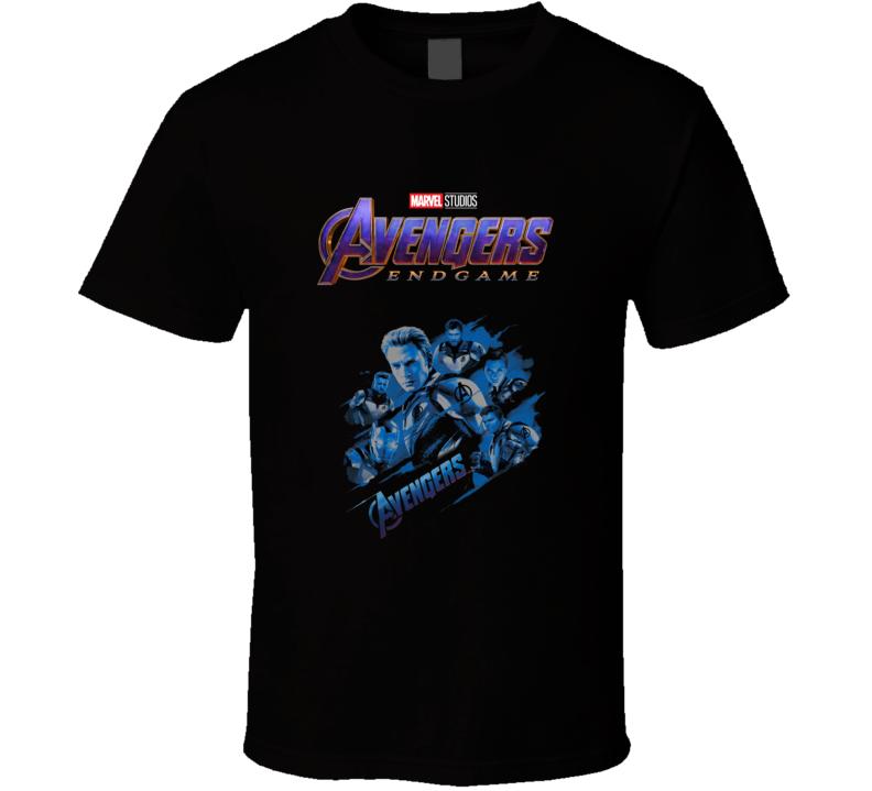 The Avenger End Games Thanos Failed T Shirt
