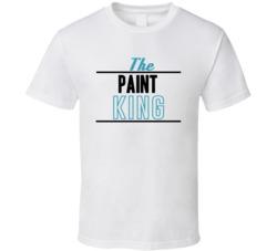 The Paint King Gambling Terms T Shirt