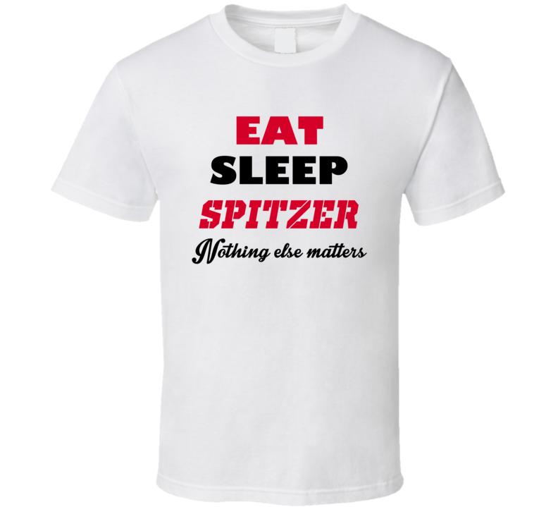 Eat Sleep Spitzer Popular Card Game T Shirt