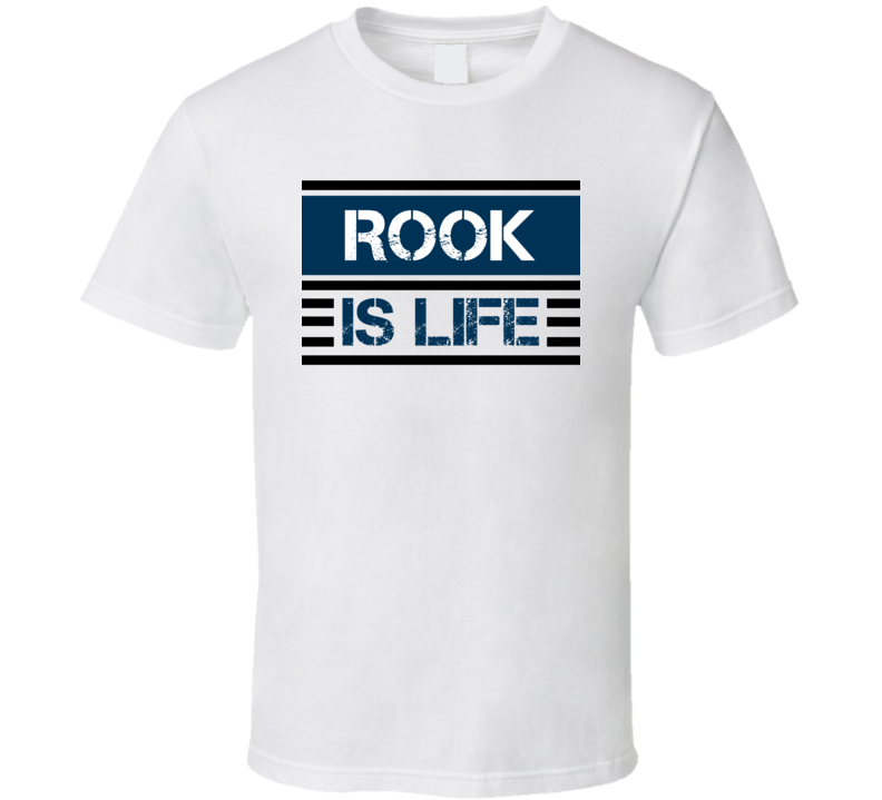 Rook Is Life Popular Card Game T Shirt