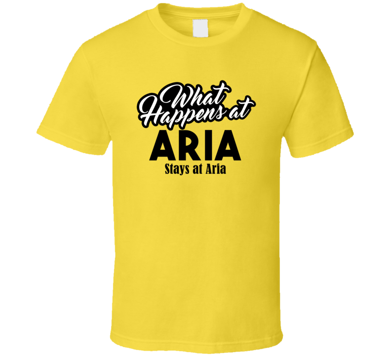 Aria Stays At Casino Las Vegas Gambling Poker Trending T Shirt