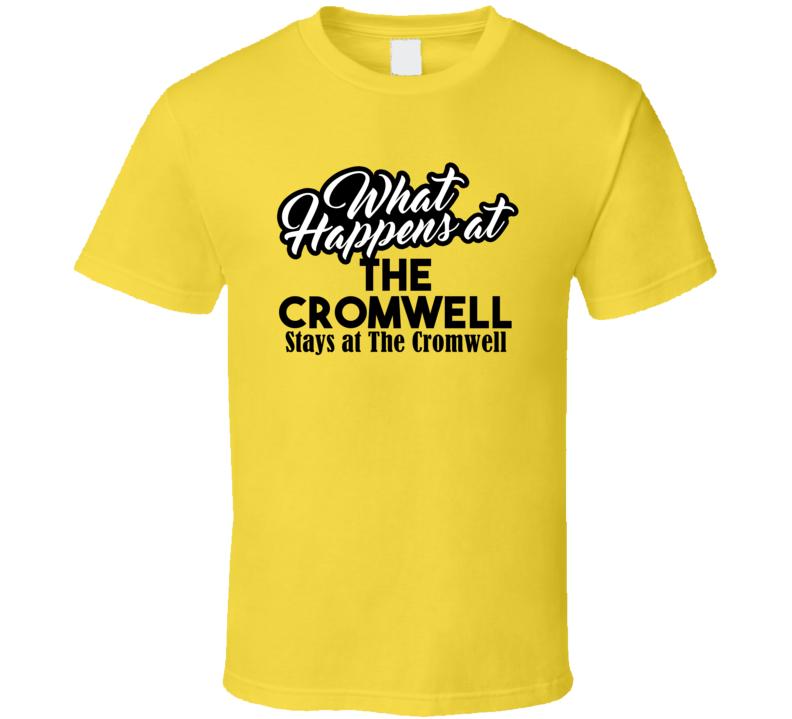 The Cromwell Stays At Casino Las Vegas Gambling Poker Trending T Shirt