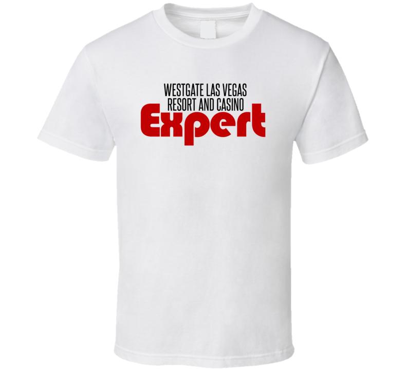 Expert Westgate Las Vegas Resort And Casino Gambling T Shirt