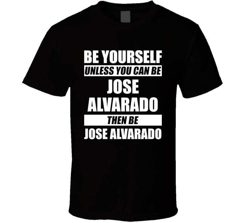 Georgia Tech Jose Alvarado Basketball Fan T Shirt