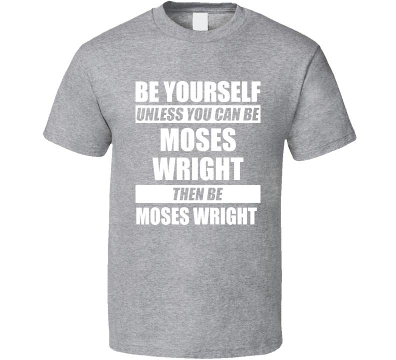 Georgia Tech Moses Wright Basketball Fan T Shirt