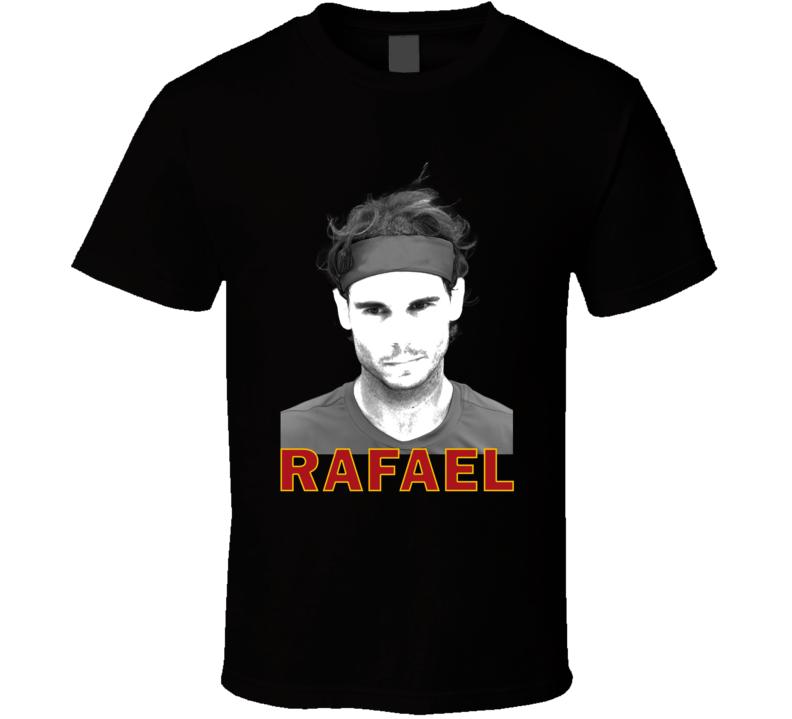 Rafael Nadal Spain Spanish Tennis Fan Cool Gift T Shirt