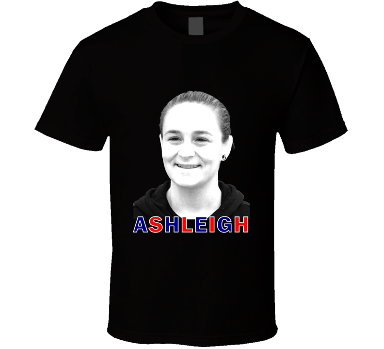 Ashleigh Barty Australia Australian Tennis Fan Cool Gift T Shirt