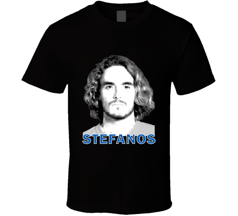 Stefanos Tsitsipas Greece Greek Tennis Fan Cool Gift T Shirt