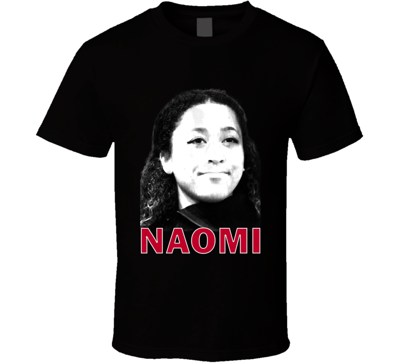 Naomi Osaka Japan Japanese Tennis Fan Cool Gift T Shirt