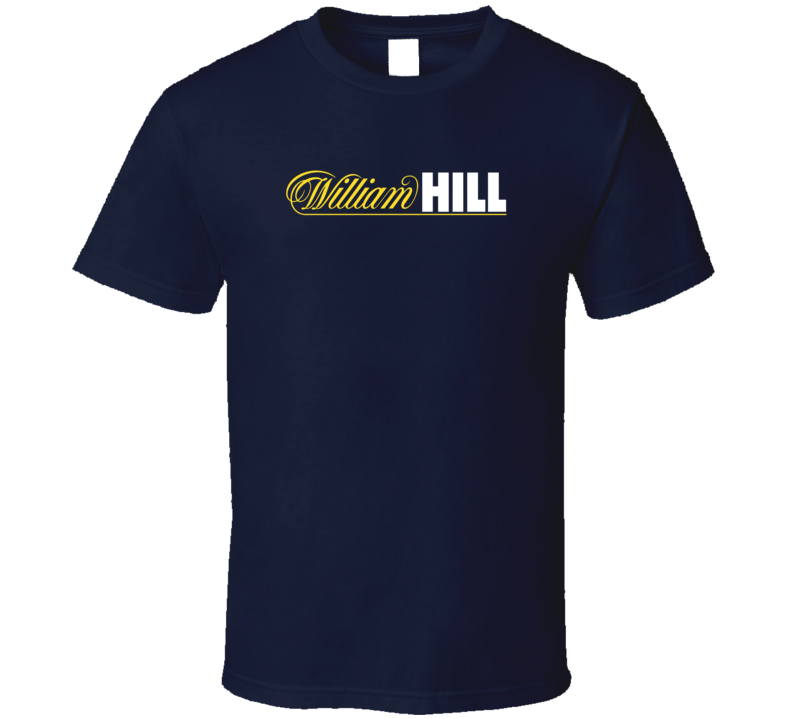 William Hill Sports Fan Gift Cool T Shirt
