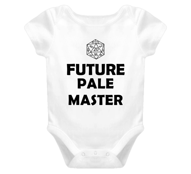 Future Pale Master Role Playing Game Baby One Piece