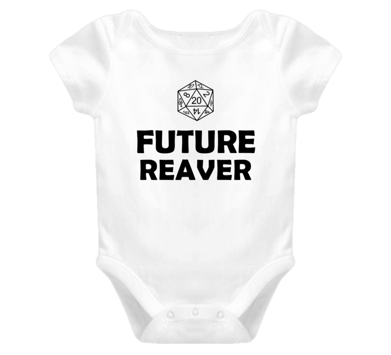Future Reaver Role Playing Game Baby One Piece