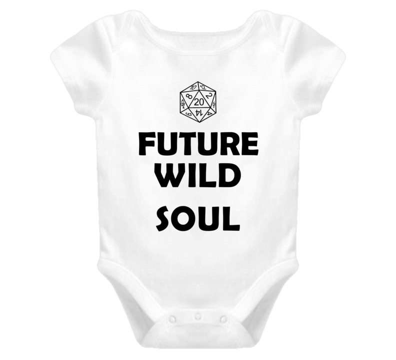 Future Wild Soul Role Playing Game Baby One Piece