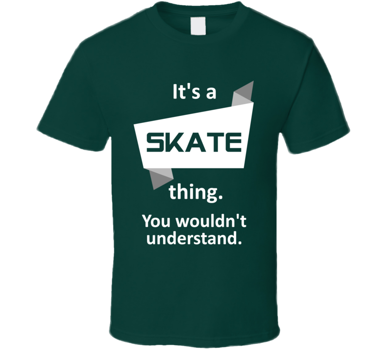 Skate Xbox 360 Video Game Its A Thing T Shirt