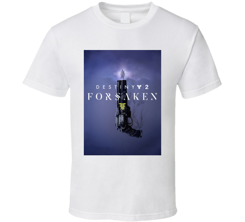 Destiny 2 Forsaken Video Game Shooter Dlc T Shirt