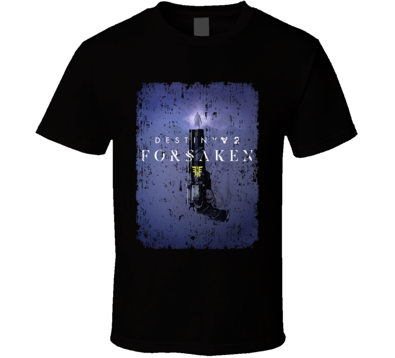 Destiny 2 Forsaken Video Game Shooter Dlc Aged T Shirt