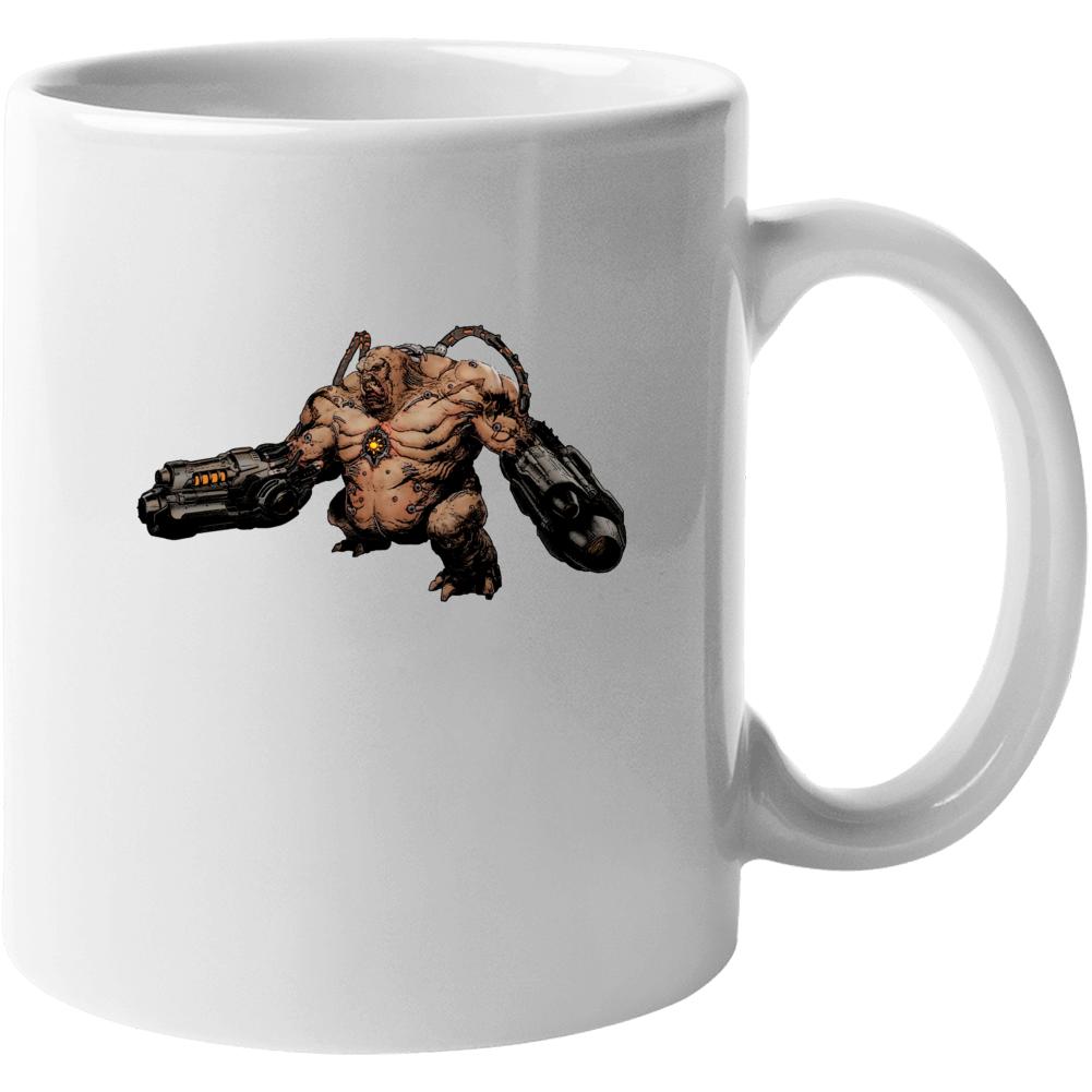 Doom Eternal Video Game Mancubus Demons Mug