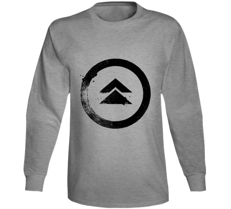 Ghost Of Tsushima Video Game Logo Symbol Long Sleeve T Shirt