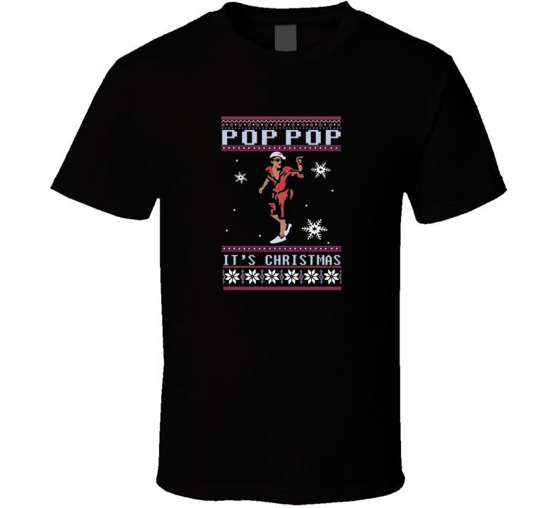 Pop Pop Mars Christmas 02 T Shirt