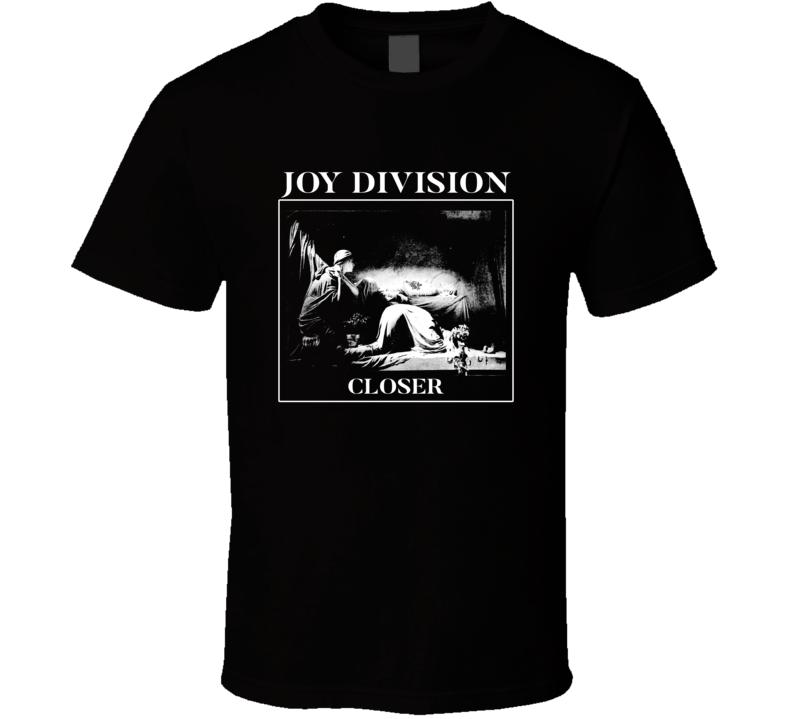 Joy Division Closer  T Shirt