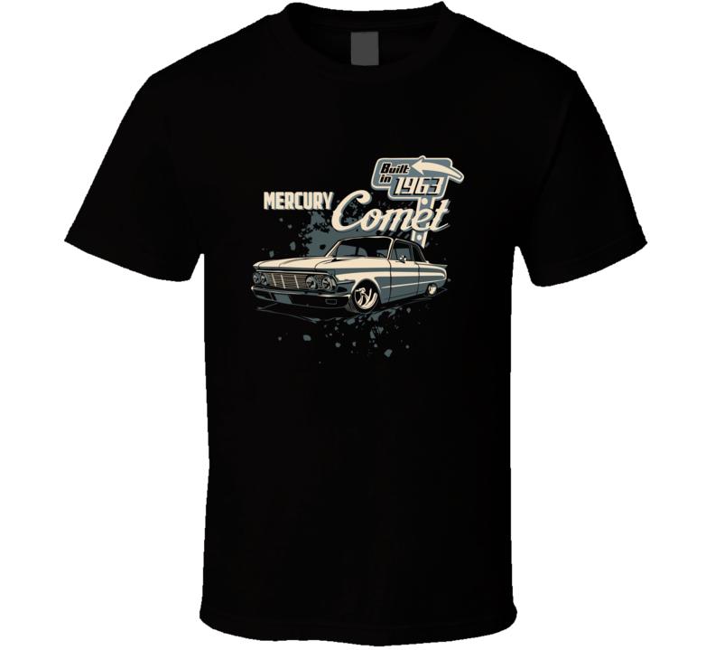 1963 Mercury Comet T Shirt