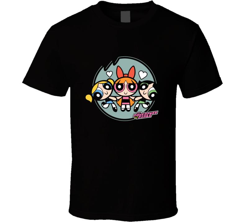 The Powerpuff Girls 12 T Shirt