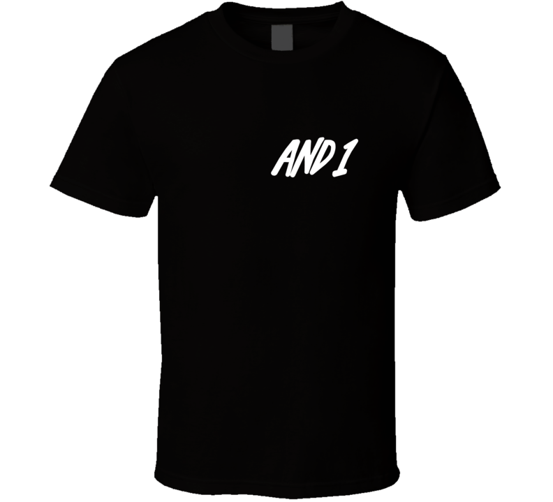 And1 I'm The Bus Driver Front T Shirt