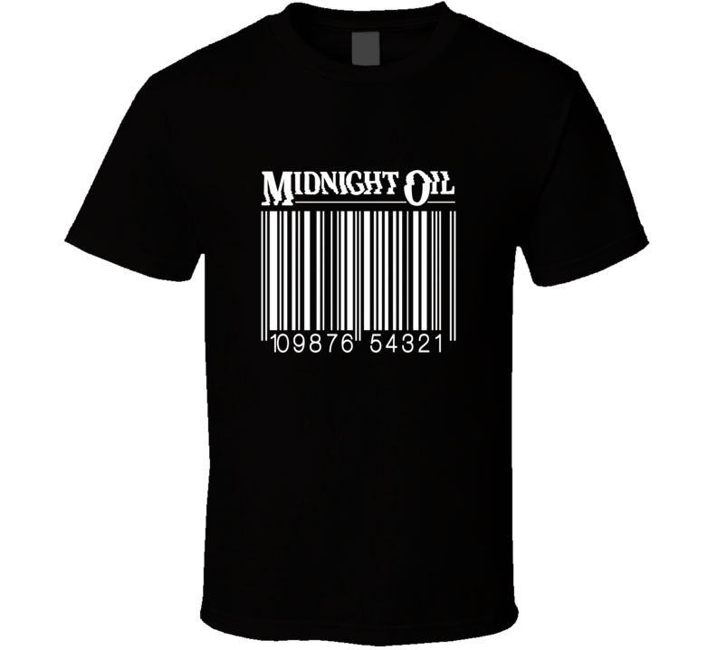 Midnight Oil T Shirt