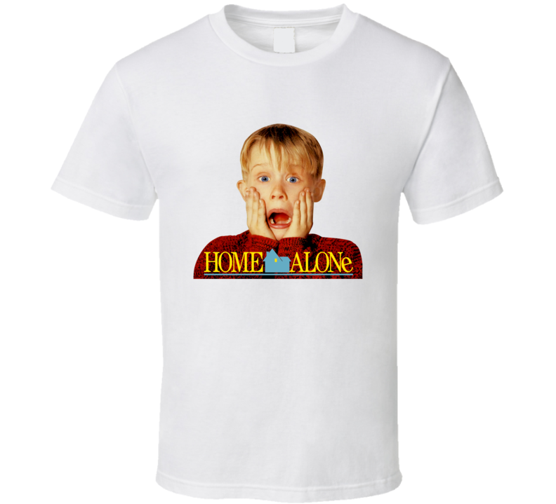 Home Alone 02 T Shirt