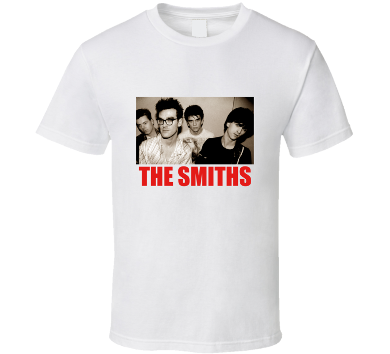 The Smiths 05 T Shirt
