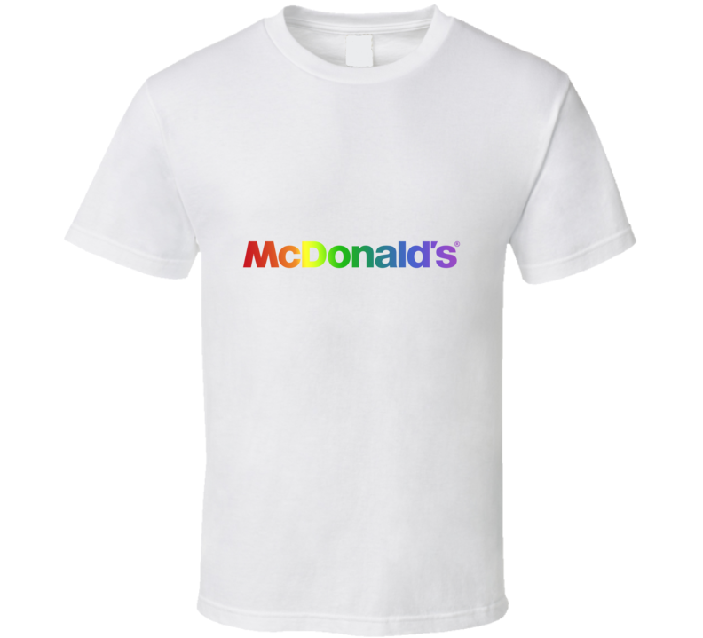 Mcdonalds 03 T Shirt