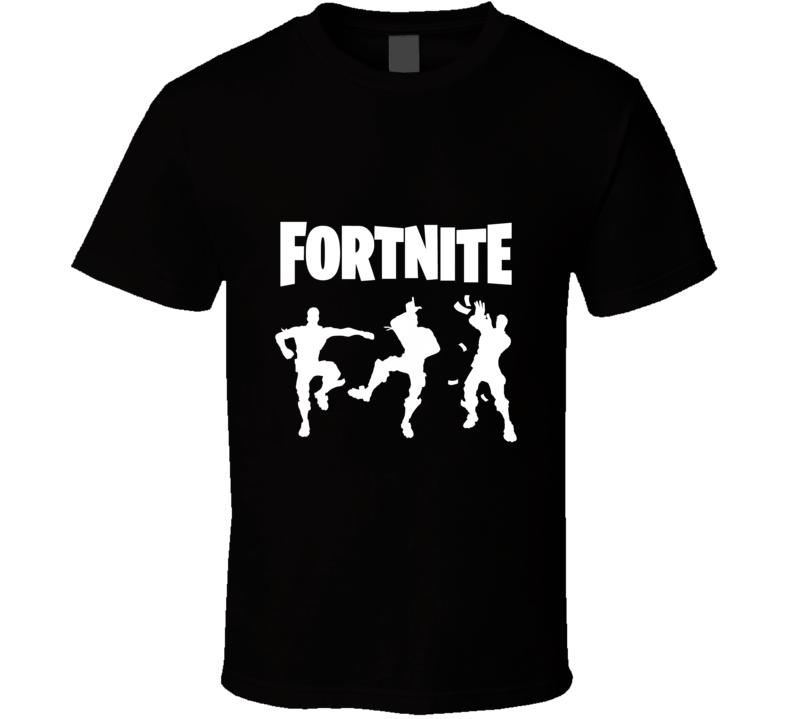 Fortnite Dance Crazy T Shirt