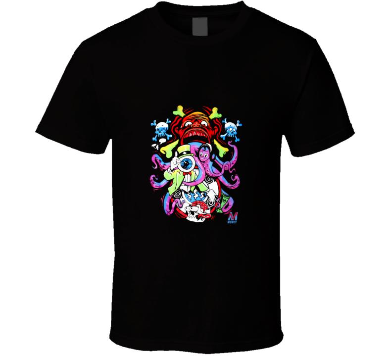 The Residents Eyeball Guy T Shirt