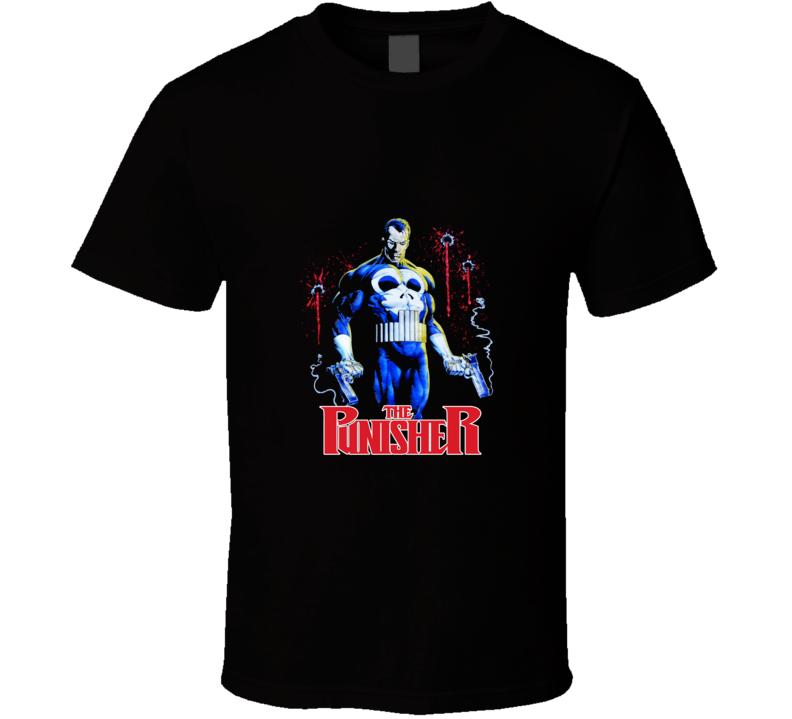 Vintage The Punisher Marvel T Shirt