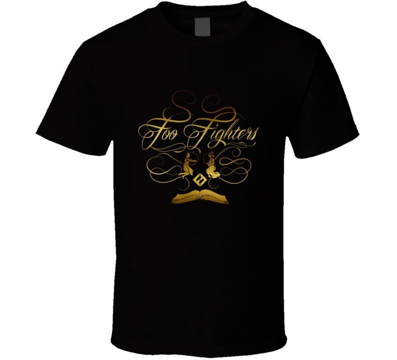 Foo Fighters 02 T Shirt