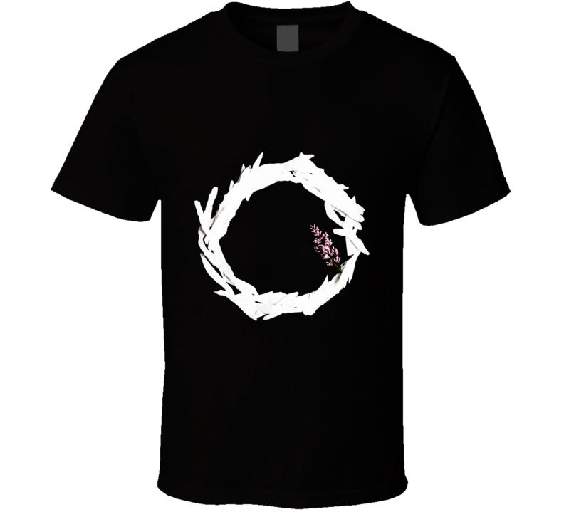 I Hate Sex Circle Thinking T Shirt