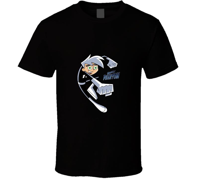 Danny Phantom 01 T Shirt