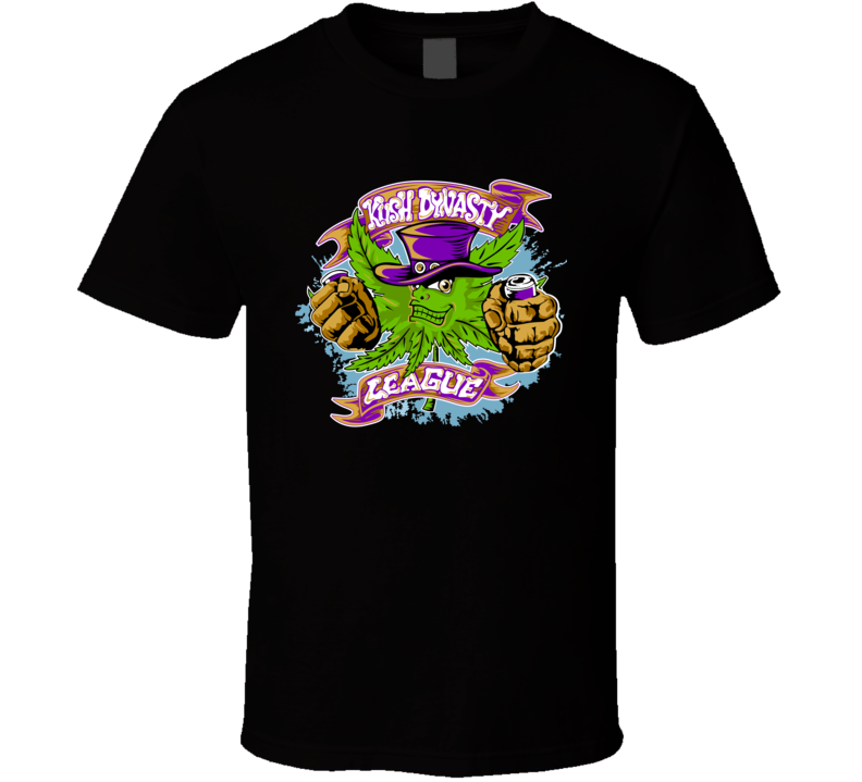 kush-dynasty-league-mad-hatter T Shirt