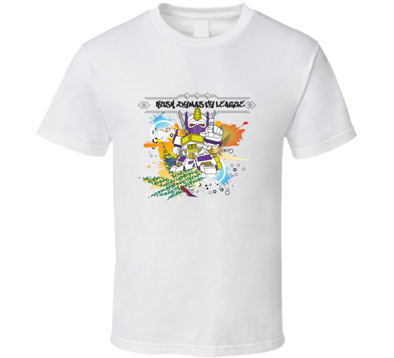 kush-dynasty-league-robot-splash T Shirt