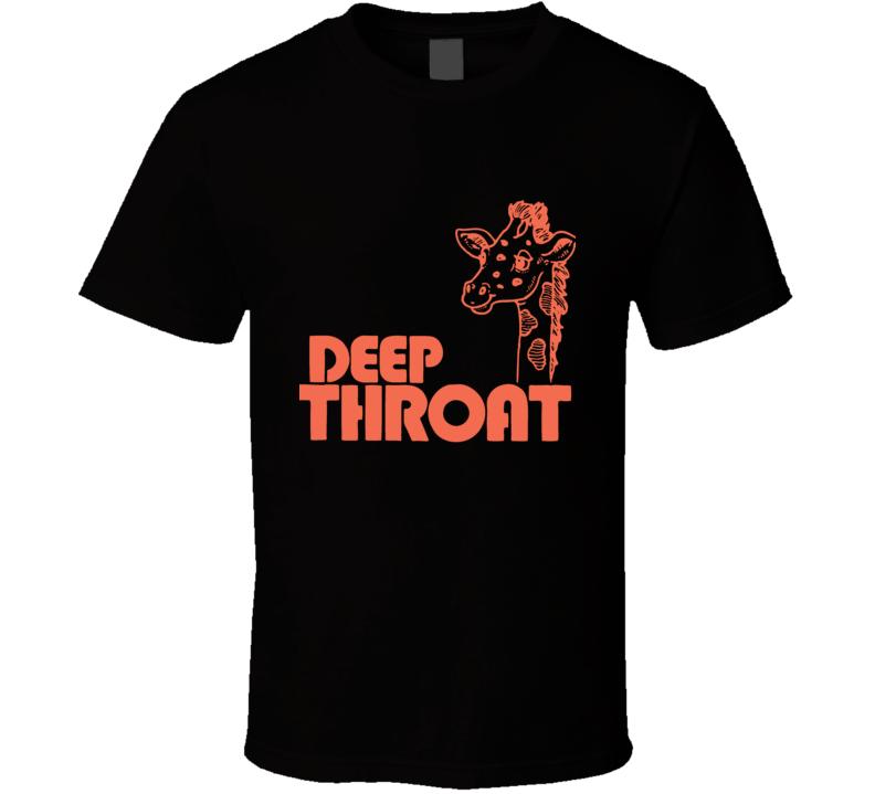 deep-throat-giraffe T Shirt