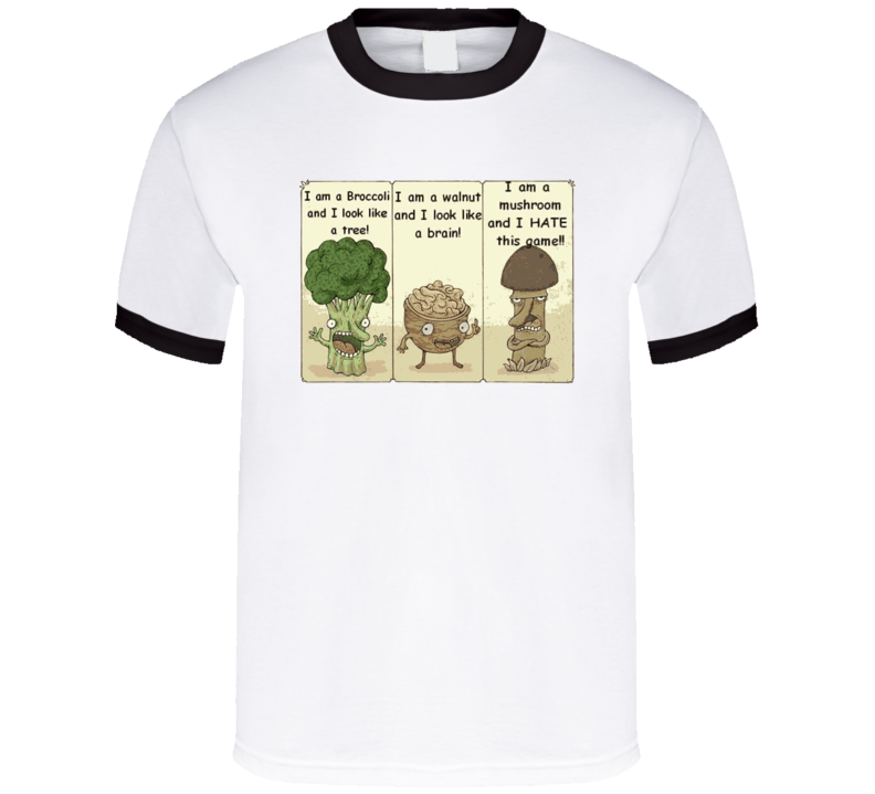 I'm-a-mushroom-and-hate-this-game T Shirt