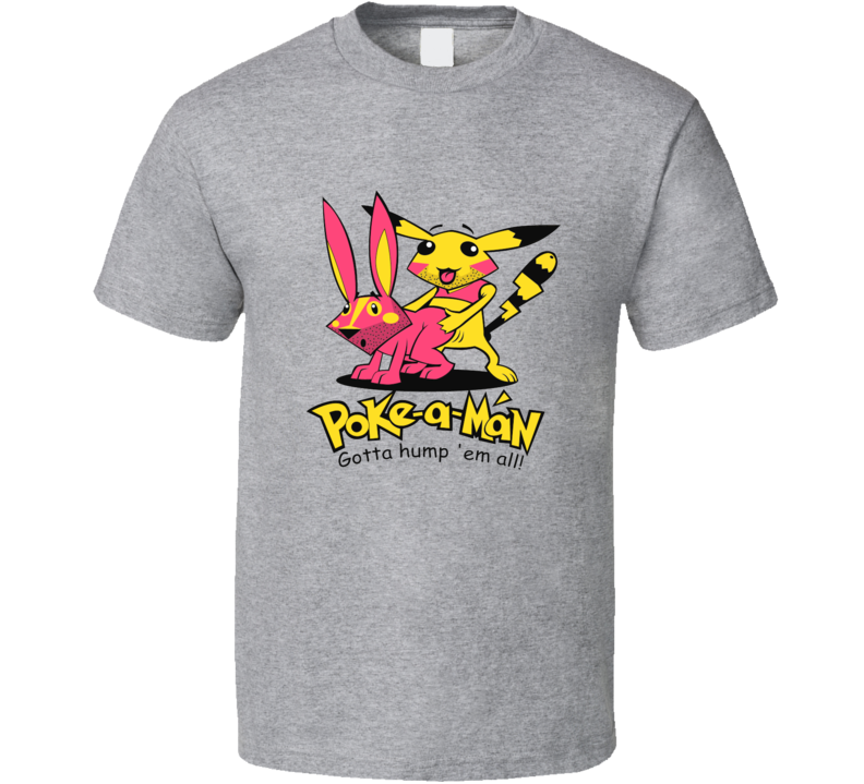 poke-a-man T Shirt