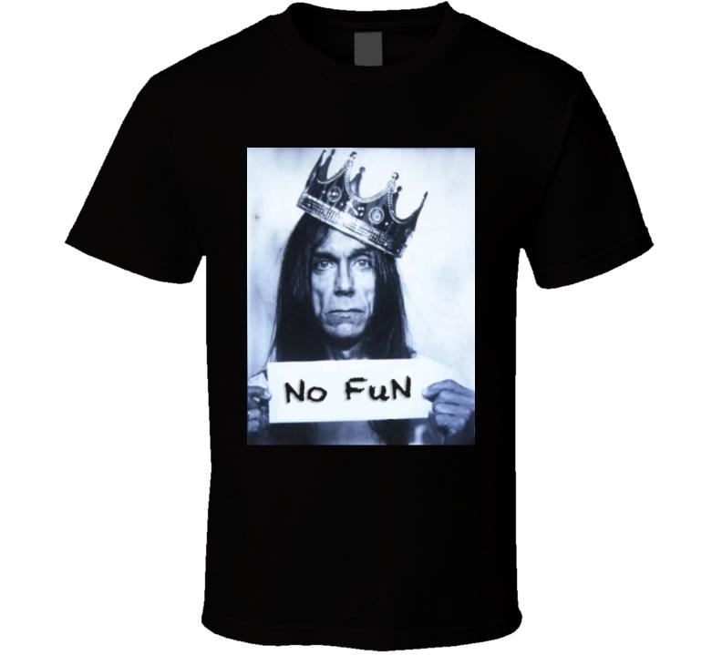 Iggy Pop Josh Home Queens Of The Stone Age Post Pop Depression #postpopdepression T Shirt